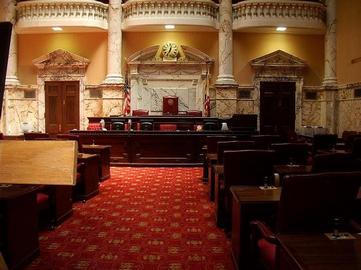 Maryland Senate Clears Marijuana Decriminalization Bill