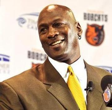 New Biography Looks at Michael Jordan, NBA's only Black Team Owner