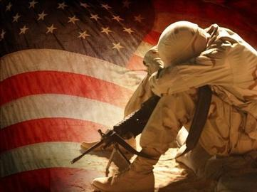 Study: 22 Military Veterans Commit Suicide Each Day
