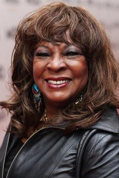 Martha Reeves at Miracles' Bobby Rogers' Funeral