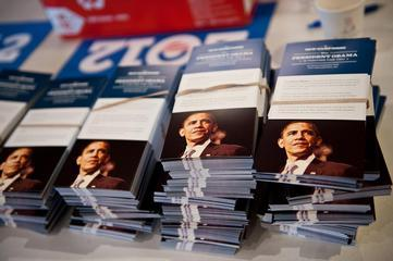 D.C. Obama Supporters Campaign in Northern Virginia