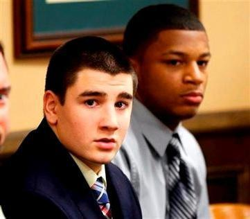 2 Ohio Teen Football Players Found Guilty of Rape