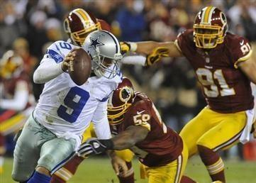 Morris' Record-Setting Performance Leads Redskins to Division Title over Dallas