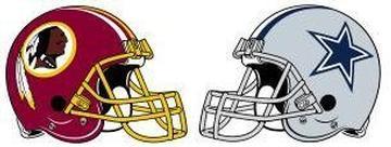 Cowboys Make Easy Work of Redskins