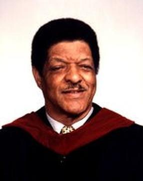 Rev. Vernon Dobson, 89
