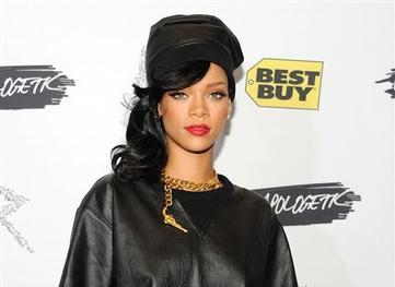 Rihanna on Dating Brown: a Mistake? My Mistake