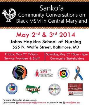 Sankofa Hosts Community Conversations at Johns Hopkins