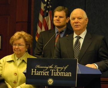 Maryland Congressional Lawmakers Push for Park to Honor Harriet Tubman