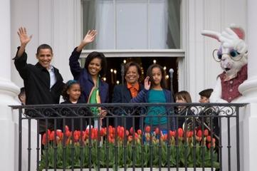 White House Announces 2014 Easter Egg Roll Program and Talent Line-up