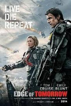 "Tom Cruise stars in action film ""Edge of Tomorrow"""