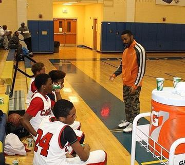 Premier Youth Basketball League's Young Coach Look's to Shake Up Youth Basketball Scene