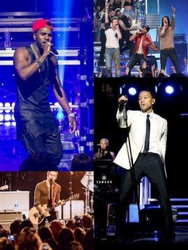 Jason Derulo, John Legend Among CMT Awards' VIPs