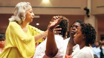 Ebenezer Women to Retreat, Rest, Regroup