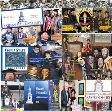 Special Graduation Edition - Area HBCUs