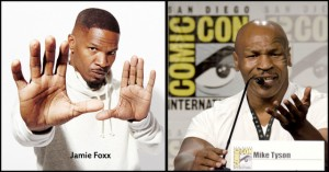 Jamie Foxx Portrait Session