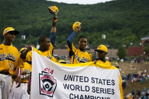 LLWS Las Vegas Chicago Baseball