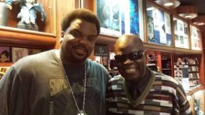 AC Craig Robinson played Maceo Parker in Get on Up4