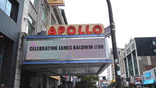 Harlem Street Renamed After Literary Icon James Baldwin
