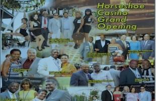 Sophisticated Settings - Horseshoe Casino - Celebration of Life