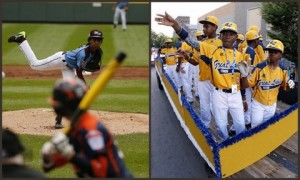 Mo ne Davis and the Jackie Robinson West 2