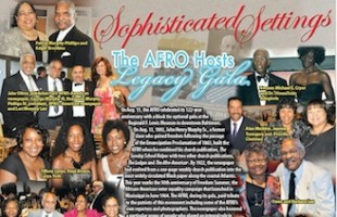 Sophisticated Settings - Lifestyle August 23 2014
