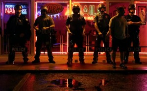 Curfew imminent in Ferguson