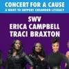 NAACP, WE tv Host Concert for Child Literacy at HU's Cramton Auditorium