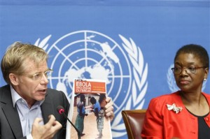 UN: Nearly $1 Billion Needed Now to Stop Ebola