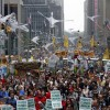 March in NYC Draws Attention to Global Climate Change