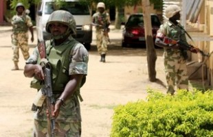 Nigerian Forces Clash with Boko Haram Fighters