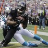 Steve Smith Gains Revenge as Ravens Crush Panthers