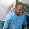 Black Child with Down Syndrome Used for Security Guard's Amusement