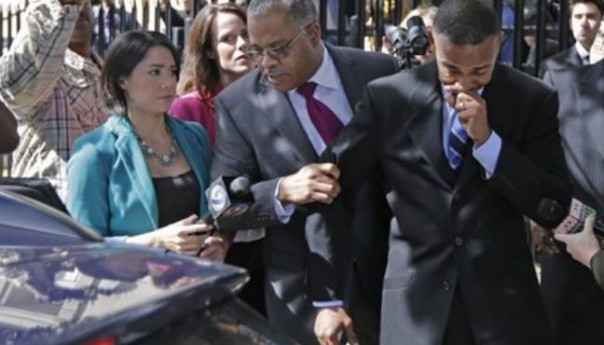 Former Charlotte, NC Mayor Patrick Cannon Sentenced to 4 Yrs. for Corruption