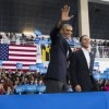 Obama Supports Anthony Brown's Bid for Governor, Draws Thousands
