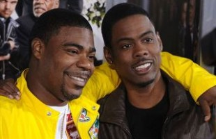 Chris Rock Says Tracy Morgan is Doing OK