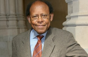 Dr. James Cone Discusses His Work as America's Foremost Black Theologian