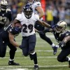 Ravens Hang On in Desperate Win over Saints