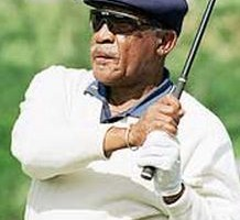 Charlie Sifford: Golf's Jackie Robinson