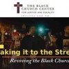 Black Clergy Reaffirming Church's Tradition to Social Justice