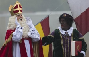 "The Dutch ""Black Pete"" Caricature as Saint Nick's Sidekick Stirs Racial Controversy"