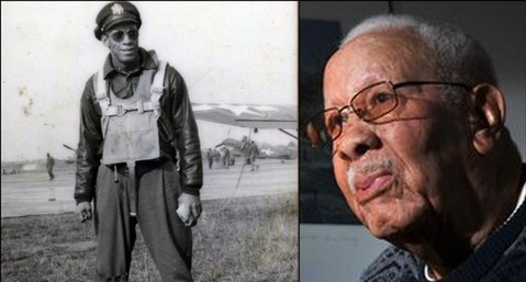 Tuskegee Airman Lowell Steward Dies in California at 95