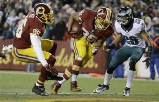 Washington Upsets Philadelphia's Playoff Hopes