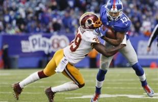 Odell Beckham Jr. Leads NY Giants over Washington