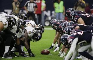 J.J. Watt, Texans Hurt Ravens' Playoffs Chances