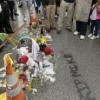 Michael Brown Memorial Hit by Car, Then Rebuilt
