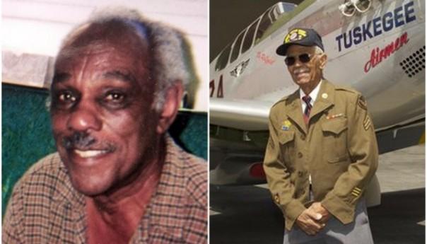 2 Tuskegee Airmen Die in Los Angeles at 91 on the Same Day