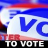 Upcoming Rally to Register Voters