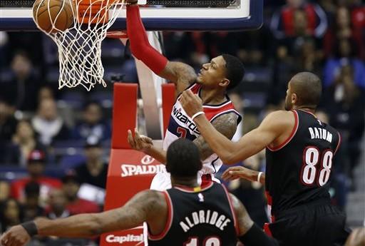 Wizards Push Win Streak to Five