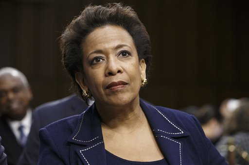 Loretta Lynch Poised to Become Nation's First Black Female Attorney General