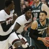 Michigan State Tops Louisville to Reach Final Four